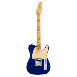 Fender AM Ultra Tele MN Cobra Blue