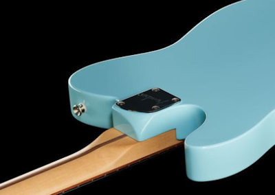 Fender Deluxe Nashville Tele DPB PF