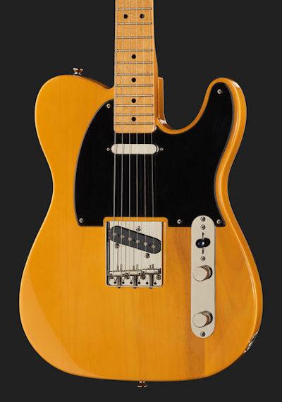 Fender SQ CV 50s Tele MN BB