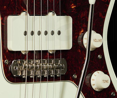 Fender SQ CV 60s Jazzmaster LRL OWT