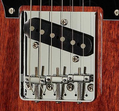 Fender SQ Paranormal Offset Tele NT