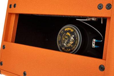 Orange Rocker 15
