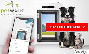 petWALK-Türen für Tiere